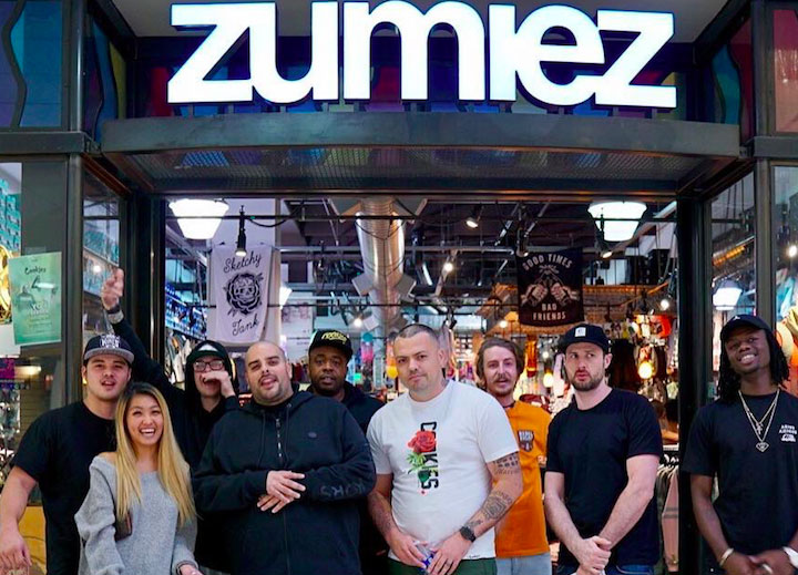 How Zumiez Maintains a Healthy Culture